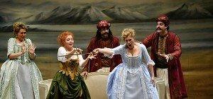 NR-Präsidentin Bures eröffnet die Salzburger Festspiele 2016
