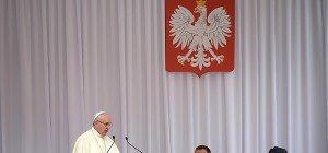 Papst Franziskus besucht polnisches Nationalheiligtum