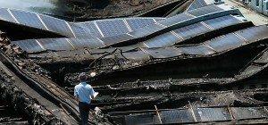 Hitze ließ Solaranlagen in Taiwan in Flammen aufgehen
