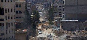 Syrien und Russland richten Hilfskorridore in Aleppo ein