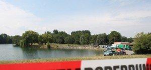 Zwei zerstückelte Leichen in Leipziger Badesee