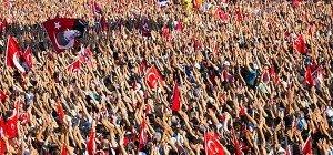 """Erdogan-Demo in Köln laut AKP """"mit Repressalien torpediert"""""""