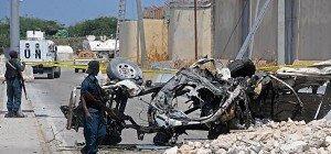 Sieben Tote bei Explosionen im Stadtzentrum von Mogadischu