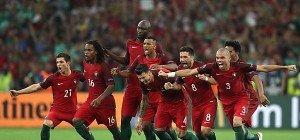 Portugal nach Elferkrimi gegen Polen im EM-Halbfinale