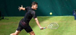 """Thiem freut sich nach Wimbledon-Out auf """"mein Bett"""""""