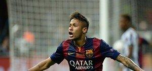 Barcelona verlängerte mit Neymar um fünf Jahre