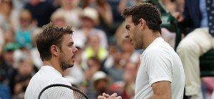 Wawrinka bereits in zweiter Wimbledon-Runde ausgeschieden