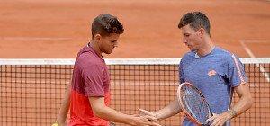 Novak/Thiem verpassten Kitzbühel-Doppel-Titel knapp