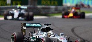 Hamilton schnappte Rosberg mit Ungarn-Sieg WM-Führung weg
