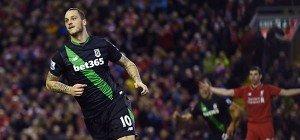"""Arnautovic verlängerte bei Stoke: """"Kommt von Herzen"""""""
