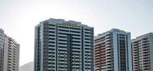 Olympisches Dorf in Rio komplett bezugsfertig