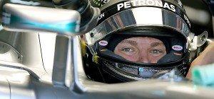 Rosberg Schnellster im ersten Deutschland-Training