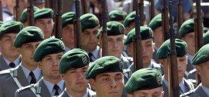 Deutsche Bundeswehr könnte noch dieses Jahr Einsatz im Innern proben