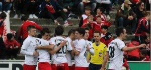 FC Dornbirn will auf die Erfolgsspur zurück