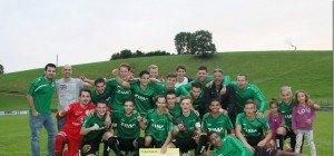 Dritter Streich von Zima FC Langenegg im Wäldercup