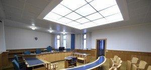 Steife Robe auch bei Hitze – Richter und Staatsanwälte müssen schwitzen