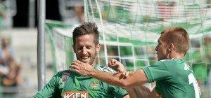 """Ziel Gruppenphase"": Rapid-Sportchef Müllers klare Ansage vor Gastspiel bei Schodsina"