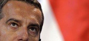"""""""Kräfte der Finsternis"""": Kern warnt vor FPÖ"""