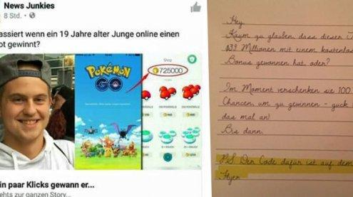 Pokémon Go: Wenn man ungewollt zur Werbefigur wird
