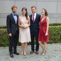 Hochzeit von Verena Fink und Pascal Kloser