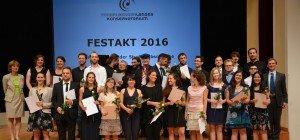 Studienabschluss am Vorarlberger Landeskonservatorium