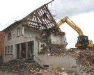 Das alte Lochauer Gemeindeamt wird nach Volksentscheid abgebrochen