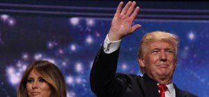 Hat Melania Trump ihren Lebenslauf gefälscht?
