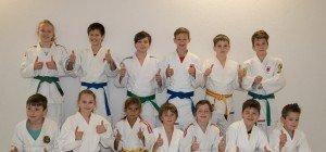 Judo – Ostschweizer Schüler Mannschaftsmeisterschaft