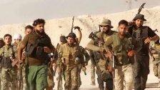 Syrische Rebellen erobern IS-Stützpunkt