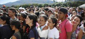 Krise in Venezuela – Inflation von 600 % führt zu Nahrungsmittelmangel