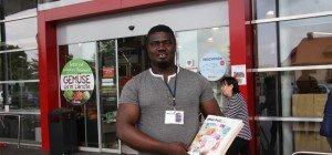 Von Biafra nach Vorarlberg: Emeka Amadi erzählt seine Geschichte