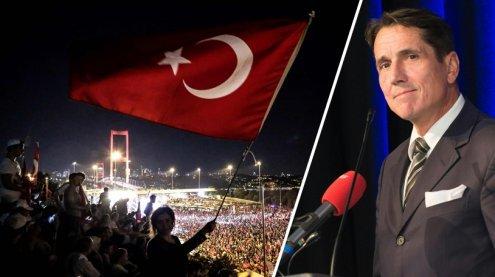 Türkei-Putsch: FPÖ-Bösch glaubt an Inszenierung von Erdogan