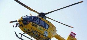 Arbeiter durch Dach und stürzte ab – schwer verletzt