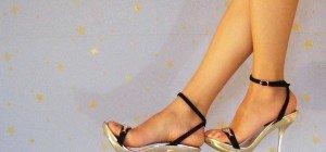 Tipps zum Tragen von High Heels: So vermeiden Sie schmerzende Füße