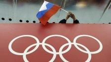 Kein Olympia-Ausschluss des russischen Teams