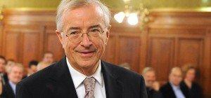 Alt-Landeshauptmann Herbert Sausgruber feiert am Sonntag seinen 70. Geburtstag
