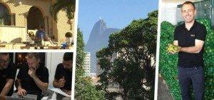 Seidl Catering bereitet in Rio de Janeiro alles für den Olympia-Start vor