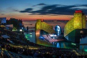 Die Bregenzer Festspiele: Eine wahre Erfolgsgeschichte