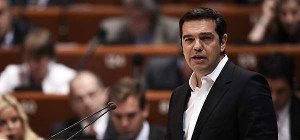Griechenlands Ministerpräsident kritisiert EU-Sparpolitik
