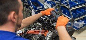 22.000 Autos wegen VW-Zuliefererstreits weniger gebaut