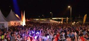 Partymix Live beim Bregenzer Hafenfest