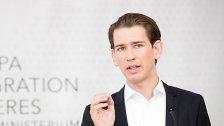 Kurz: Gespräche mit SPÖ zu Ein-Euro-Jobs