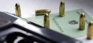 29.000 Waffenbesitzer mehr innerhalb eines Jahres