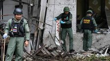 Wieder Bombenanschlag auf Hotel in Thailand