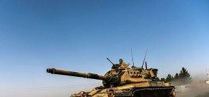 Türkei startete größte Offensive gegen IS-Miliz in Syrien