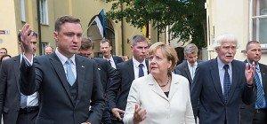 Merkel will Neuaufstellung der EU nach Brexit-Votum