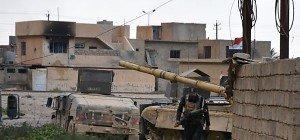 Irakische Streitkräfte befreiten IS-Stadt Qayyarah