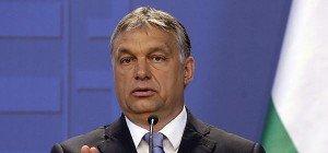 Orban will auch bei Notverordnung niemanden zurücknehmen