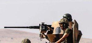 Dutzende Tote bei türkischen Angriffen in Syrien