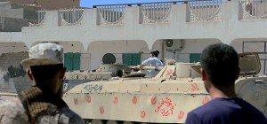 Heftige Kämpfe um letzte IS-Stellungen im libyschen Sirte